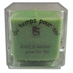 Tea tree - 210 g - Bougie de massage