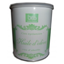 HUILE D'OLIVE - Pot de 800 ml de cire à épiler