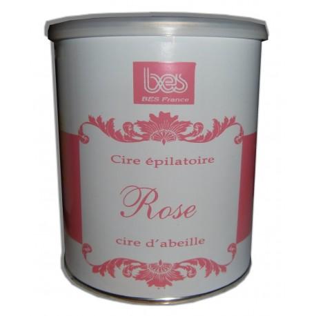 ROSE - Pot de 800 ml de cire à épiler