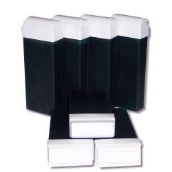 7 recharges 100 ml - Azur - Cire à épiler