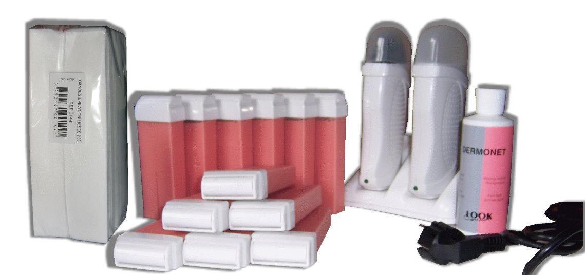 chauffe cire pas cher pour des pilations professionnelles cire rose. Black Bedroom Furniture Sets. Home Design Ideas