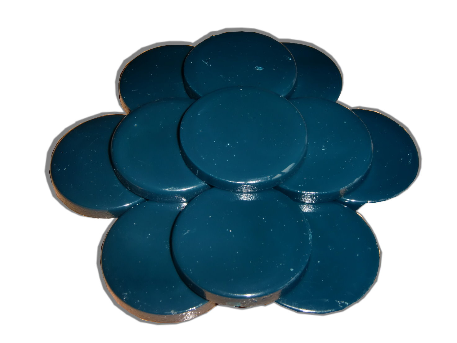 Cire magique ou cire bleue mais une cire pelable